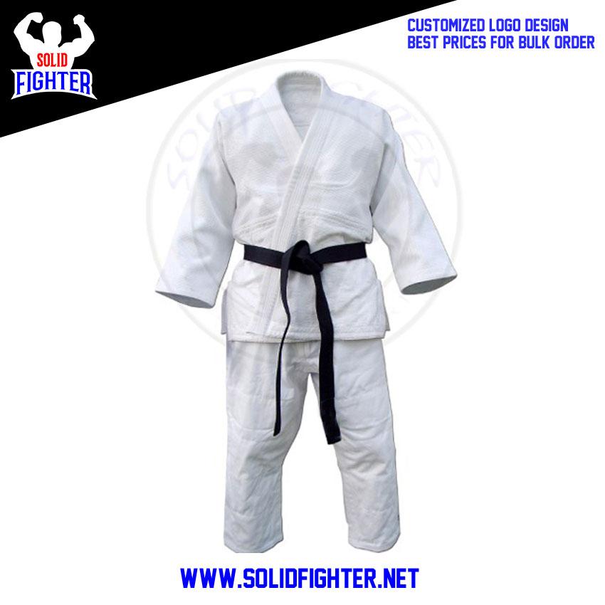 White Judo GI | Customized Judo Uniform | Customized